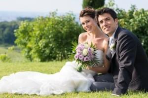Amanda Alex Garden Wedding