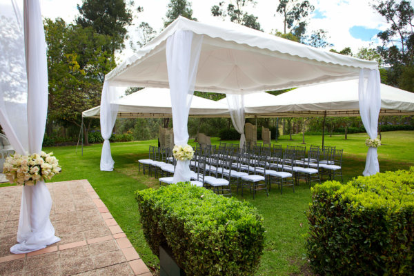 outdoor event wedding weather