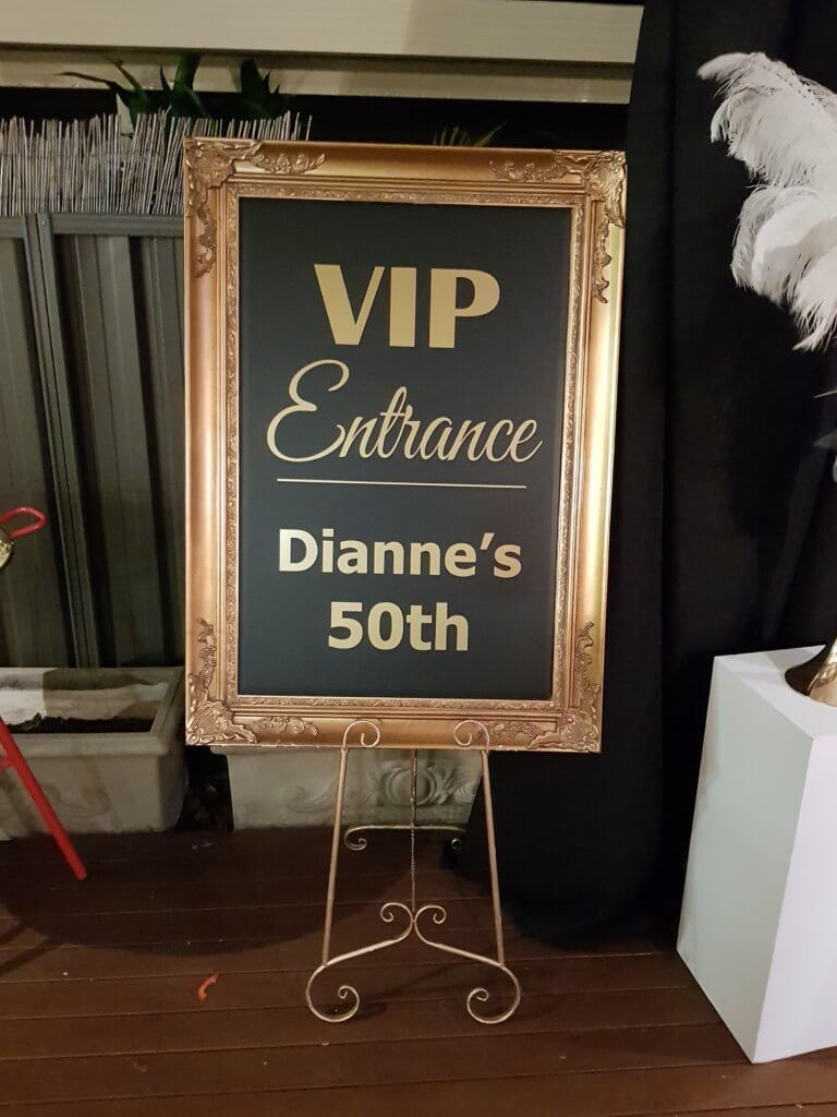dianne s 50th birthday host events