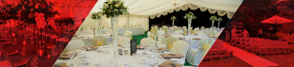 party hire wedding event ceremony birthday