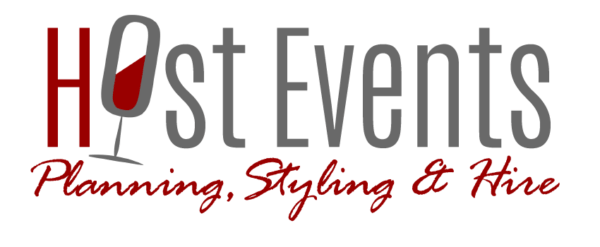 planning, styling, events and party hire sydney host events logo