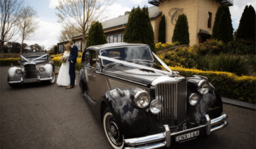 Southern Highlands Classic Wedding Cars