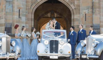 Sydney Wedding Cars Hire