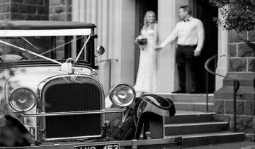Victorian Vintage Wedding Cars