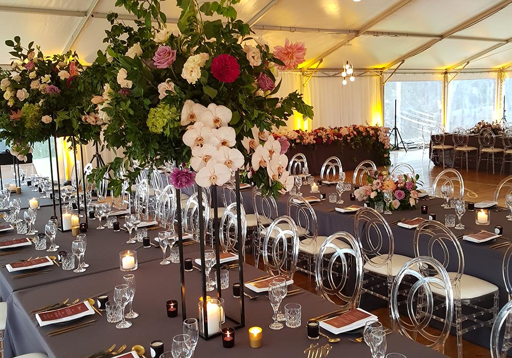 catering wedding reception